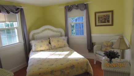 Dennisport Cape Cod vacation rental - Bedroom 2 with double bed