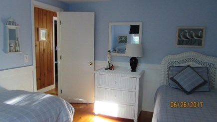 Dennisport Cape Cod vacation rental - Bedroom 3 with 2 twin beds