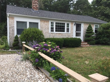 Dennisport Cape Cod vacation rental - House front