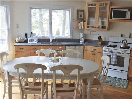 South Orleans Cape Cod vacation rental - Open kitchen and dining area