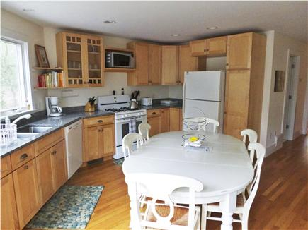South Orleans Cape Cod vacation rental - Another view of the Kitchen