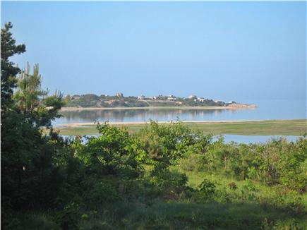 South Wellfleet Cape Cod vacation rental - Our view of Wellfleet Bay