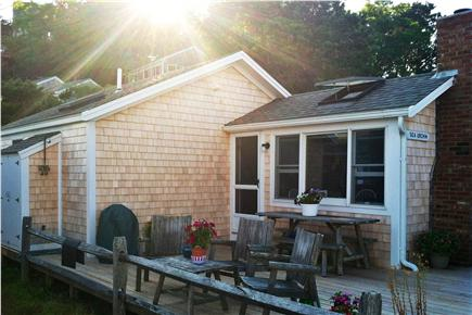 Wellfleet Cape Cod vacation rental - Sea Urchin