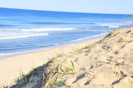 South Wellfleet Cape Cod vacation rental - Feel the warm sand between your toes