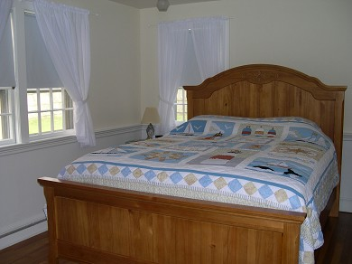 Yarmouthport Cape Cod vacation rental - Master BR
