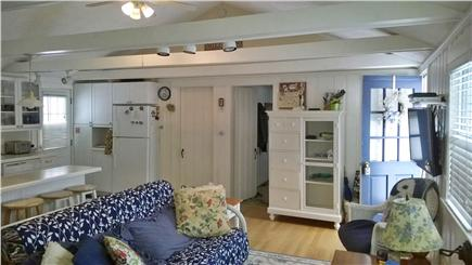 West Yarmouth Cape Cod vacation rental - Bright, comfortable living room