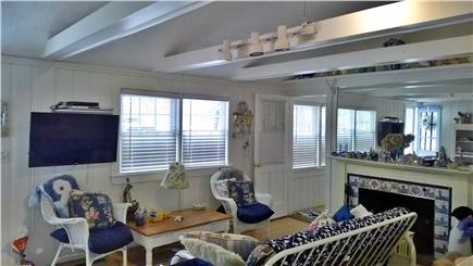 West Yarmouth Cape Cod vacation rental - Another living room view