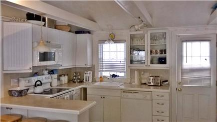 West Yarmouth Cape Cod vacation rental - New kitchen with breakfast bar