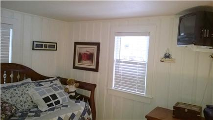 West Yarmouth Cape Cod vacation rental - Den/bedroom with trundle bed