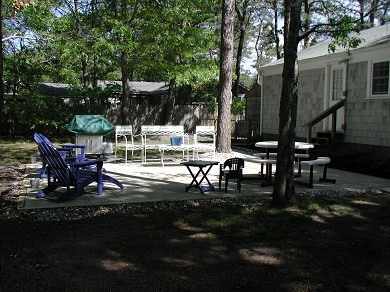 West Yarmouth Cape Cod vacation rental - Beautiful, fenced in back yard
