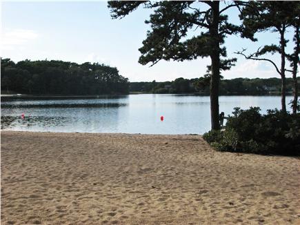 Harwich Cape Cod vacation rental - A short walk to Bucks Pond