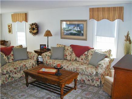 Harwich Cape Cod vacation rental - Comfy living room
