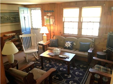 Chatham Cape Cod vacation rental - Comfortable Living Room with Smart TV