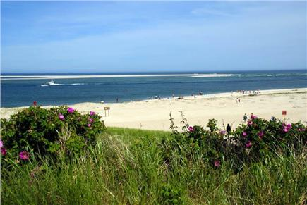 Chatham Cape Cod vacation rental - It's a 5 minute walk t0 Pleasant Beach- ideal for children