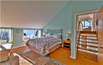 Chatham Cape Cod vacation rental - Loft Bedroom