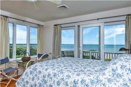 Eastham Cape Cod vacation rental - Enjoy Panoramic Views from Master Bedroom