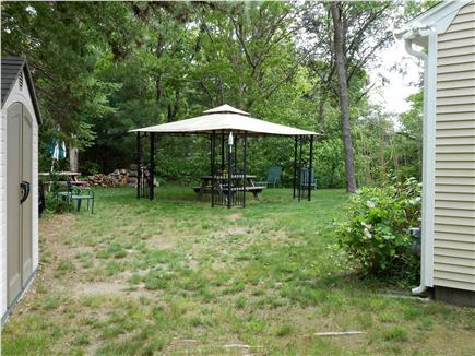 East Falmouth Cape Cod vacation rental - Private Backyard