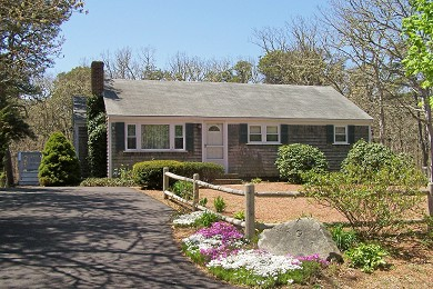 Great Sand Lakes, East Harwich Cape Cod vacation rental - Harwich Vacation Rental ID 10195