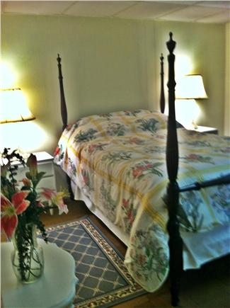 Great Sand Lakes, East Harwich Cape Cod vacation rental - Bedroom in downstairs apartment