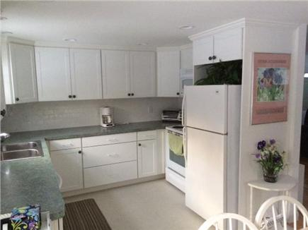 Great Sand Lakes, East Harwich Cape Cod vacation rental - Kitchen