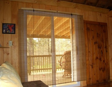 Eastham Cape Cod vacation rental - Slider to Deck