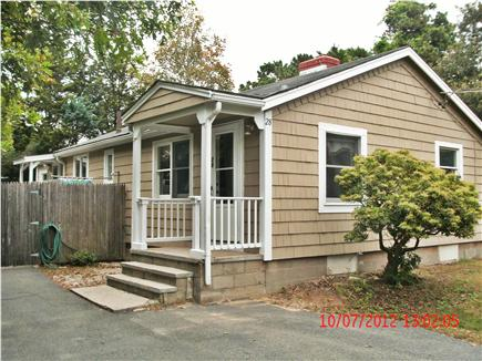 East Falmouth Cape Cod vacation rental - Comfortable and affordable 3 BR near Private Assn Beach