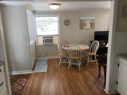 East Falmouth Cape Cod vacation rental - Dining Room