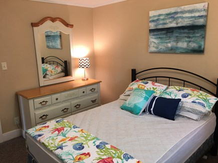 East Falmouth Cape Cod vacation rental - Master Bedroom 1