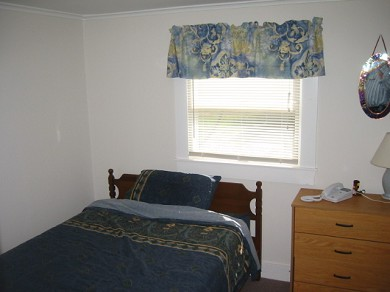 East Falmouth Cape Cod vacation rental - Front Bedroom (Full Size Bed)
