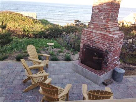 Wellfleet Cape Cod vacation rental - Large decks, screened porch and patio with fireplace