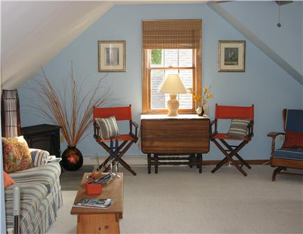 Brewster Cape Cod vacation rental - Living area
