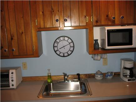 Brewster Cape Cod vacation rental - Kitchen area