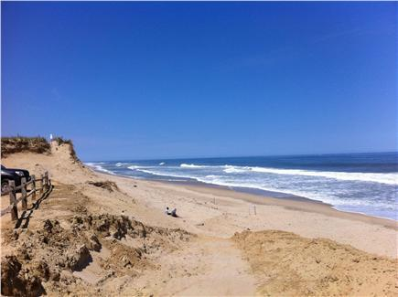 Wellfleet Cape Cod vacation rental - Short drive to the beautiful Wellfleet ocean beaches.