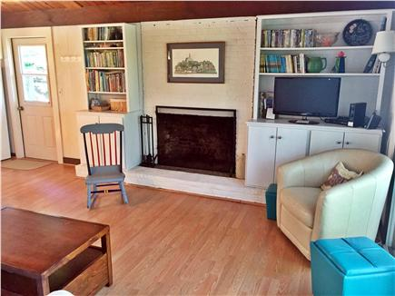 Wellfleet Cape Cod vacation rental - The cottage is stocked with puzzles, books and games.