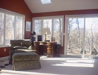 South Harwich Cape Cod vacation rental - Spacious Sunroom