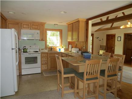 Chatham Cape Cod vacation rental - Kitchen (completely remodeled in 2011)