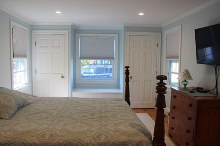 Barnstable Cape Cod vacation rental - 1st floor master bedroom
