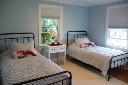 Barnstable Cape Cod vacation rental - 1st floor twin bedroom