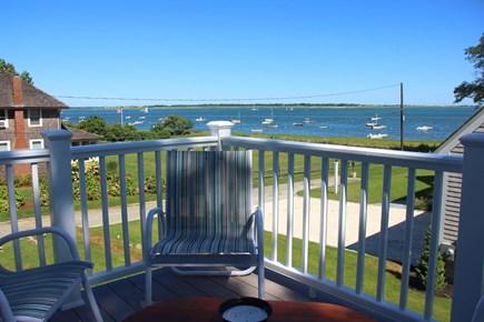 Barnstable Cape Cod vacation rental - 2nd floor porch view of Barnstable Harbor