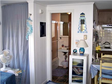 Dennis Port Cape Cod vacation rental - Bathroom with Tub and Shower