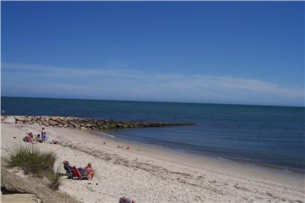 Dennis Port Cape Cod vacation rental - The Beach Only Yards Away!