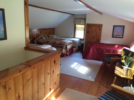 East Orleans Cape Cod vacation rental - Upstairs Loft