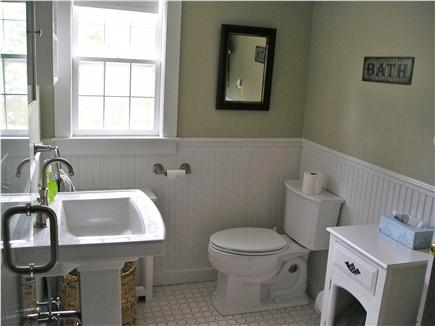 East Orleans Cape Cod vacation rental - First floor Bathroom