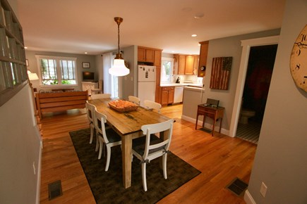 Dennis, North Side Cape Cod vacation rental - Dining Area