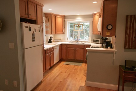 Dennis, North Side Cape Cod vacation rental - Kitchen
