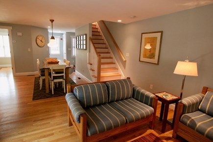 Dennis, North Side Cape Cod vacation rental - First Floor