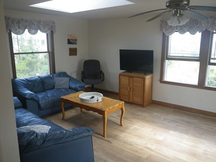 Sandwich Cape Cod vacation rental - Sitting Area in Family Room