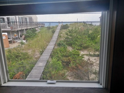 Sandwich Cape Cod vacation rental - Walkway to beach