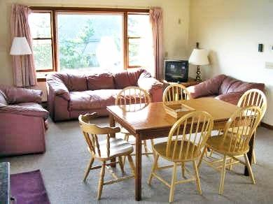Sandwich Cape Cod vacation rental - Dining and Sitting Area