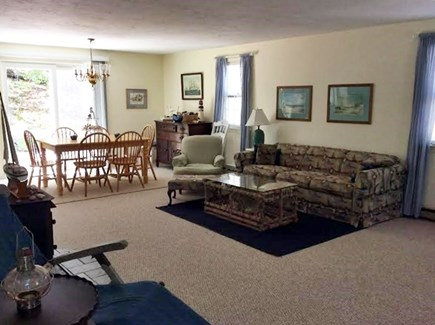 Chatham Cape Cod vacation rental - Large dining area for family meals
